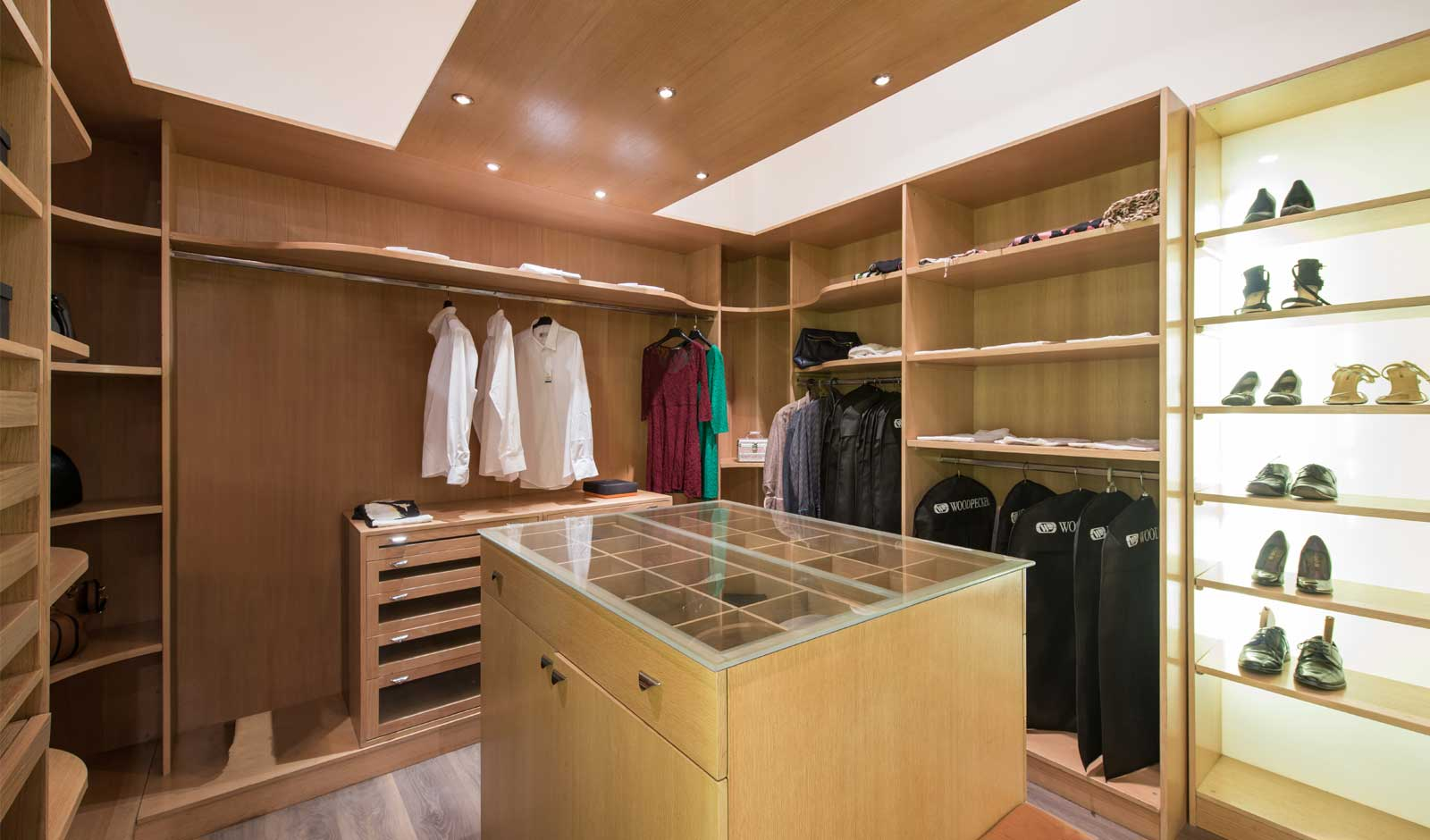 closet in suburbs space bucha ukraine kiev of walking modern house the pin